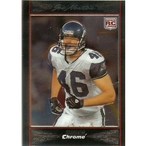 2007 Bowman Chrome Joe Newton Rookie