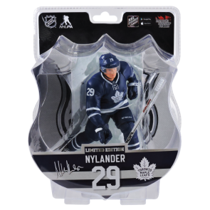 "2016-17 WILLIAM NYLANDER Signature Series 6"" Action Figure"