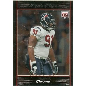 2007 Bowman Chrome Amobi Okoye Rookie