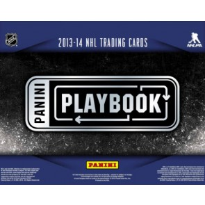 2013-14 Panini Playbook Hockey Box