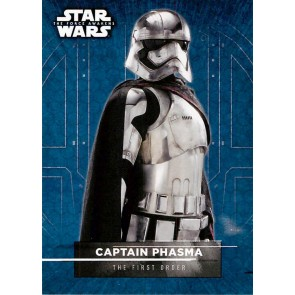 2016 Star Wars Force Awakens Series 2 Character Stickers #4 Captain Phasma