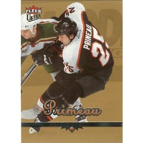 2004-05 Fleer Ultra Keith Primeau Gold Medallion