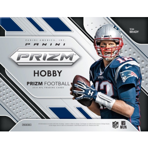 2018 Panini Prizm Football Factory Sealed Jumbo Hobby Box 3 AUTOS PER BOX