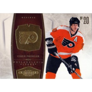 2010-11 Panini Dominion Chris Pronger Base Single 106/199