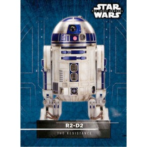 2016 Star Wars The Force Awakens Series Two Character Stickers R2-D2