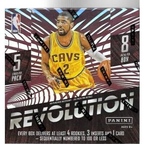 2015-16 Panini Revolution Basketball