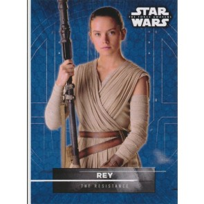 2016 Star Wars The Force Awakens Series 2 Character Stickers #2 REY