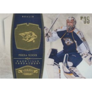 2010-11 Panini Dominion Pekka Rinne Base Single 104/199