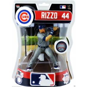 "2017 MLB Premium Sports Artifacts - ANTHONY RIZZO - 6"" FIGURE CUBS IN STOCK"