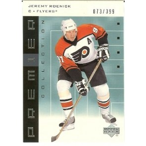 2002-03 Upper Deck Premier Jeremy Roenick Base Single 073/399