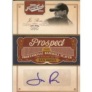 2012 Panini Playoff Prime Cuts Joe Ross Rookie Autograph 68/99
