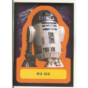 2015 JOURNEY TO STAR WARS THE FORCE AWAKENS STICKER R2-D2 #S-12