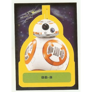 2015 JOURNEY TO STAR WARS THE FORCE AWAKENS STICKER BB-8 #S-9