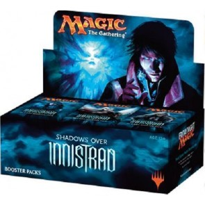 MAGIC MTG SHADOWS OVER INNISTRAD BOOSTER BOX ENGLISH SEALED