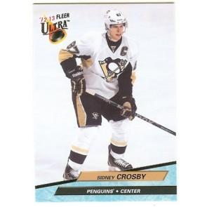 2012-13 UD Fleer Retro '92 Ultra Variation Sidney Crosby