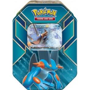 2015 Pokemon Hoenn Power Swampert-EX Collector's Tin