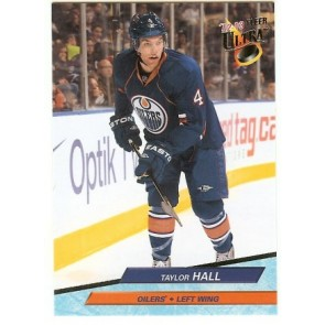 2012-13 UD Fleer Retro '92 Ultra Variation Taylor Hall