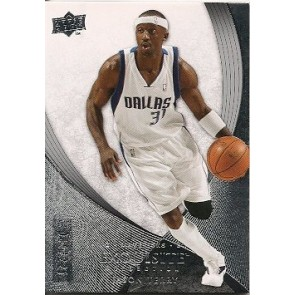 2007-08 Upper Deck Exquisite Jason Terry Base Single 009/225