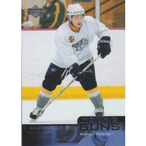 2003-04 Upper Deck Jordin Tootoo Young Guns Rookie