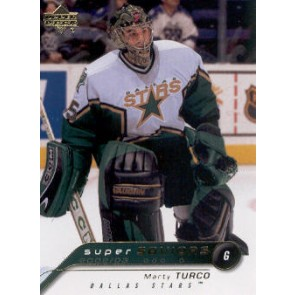 2002-03 Upper Deck Marty Turco Super Saviors