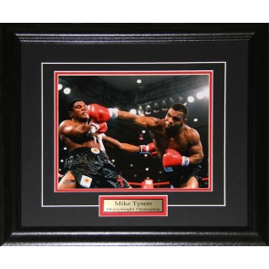 Mike Tyson BOXING 8x10 frame