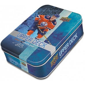 2016-17 UPPER DECK SERIES 1 HOCKEY TIN