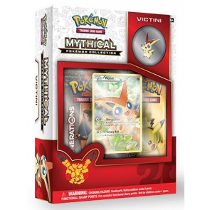 POKEMON MYTHICAL COLLECTION BOX - VICTINI