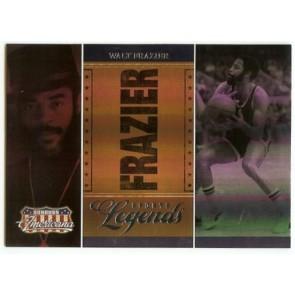 2007 Donruss Americana Walt Frazier Sports Legends 010/500