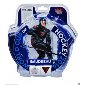"2016 World Cup Of Hockey Johnny Gaudreau Team North America 6"" Action Figure Limited 3000"
