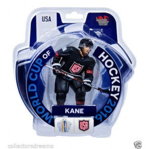 "2016 World Cup Of Hockey Patrick Kane Team USA 6"" Action Figure Limited 5000"