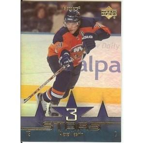 2003-04 Upper DEck 3 Stars Alexei Yashin